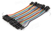 Female To Female Jumper Cable Dupont Wire