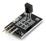 DS18B20 Digital Temperature Sensor Module For Arduino