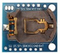 RTC I2C AT24C32 DS1307 Real Time Clock Module Board With CR2032 Battery